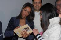 La Giornalista Rula Jebreal. DSC_2396  - Montagnareale (2821 clic)
