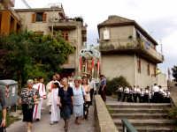 Processione di S.Sebastiano.  - Montagnareale (1937 clic)