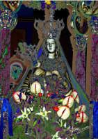 Statua della Madonna-Elab.Grafica  - Montagnareale (4249 clic)