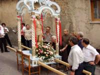 Processione di S.Sebastiano.  - Montagnareale (2031 clic)