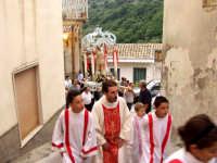 Processione di S.Sebastiano.  - Montagnareale (1801 clic)