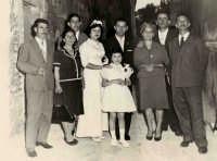 Vecchie foto:matrimonio Mario Spinella e Salvina Calabrò.0026.  - Sorrentini di patti (3127 clic)