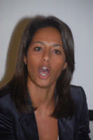 La giornalista Rula jebreal. DSC_2284  - Montagnareale (11205 clic)
