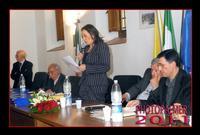 DSCN5125-corn-Festeggiamenti per il centenario della  Società di mutuo soccorso di Montagnareale- (2643 clic)
