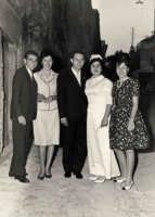 Vecchie foto:matrimonio Mario Spinella e Salvina Calabro'.0029.  - Sorrentini di patti (3429 clic)