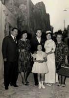 Vecchie foto:matrimonio Mario Spinella e Salvina Calabro'.0030.  - Sorrentini di patti (3266 clic)
