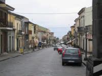 piedimonte etneo. via del centro  - Piedimonte etneo (3561 clic)