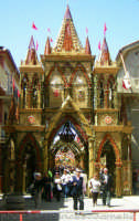 Festa dei pani. (2oo6)  - San biagio platani (5531 clic)