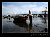 Rientro dalla pesca. 2007  - Riposto (3509 clic)