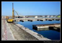 Lavori ampliamento porto.  - Riposto (2762 clic)