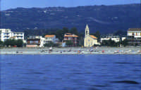 Particolare della spiagga di fondachello di Mascali. (2003)  - Fondachello di mascali (10523 clic)