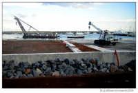 Lavori ampliamento porto.  - Riposto (2073 clic)