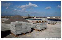 Lavori ampliamento porto.  - Riposto (2329 clic)