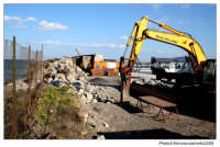 Lavori ampliamento porto.  - Riposto (2363 clic)