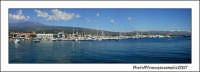 Paronamica vista dal porto. (2007)  - Riposto (6556 clic)