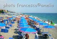 Lido sulla spiaggia di fondachello.(2oo5)   - Fondachello di mascali (9227 clic)