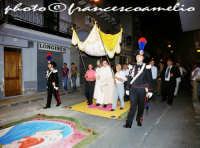 Processione del Corpus Domini, infiorata. 2oo6  - San pier niceto (6926 clic)