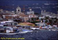Spiaggia di Riposto, prima della costruzione del porto turistico. (2004)  - Riposto (6609 clic)