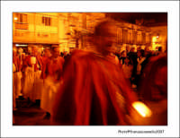 Processione del Venerdì Santo a Riposto.(2007)  - Riposto (5165 clic)