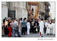 Inizio Precessione del Santo Patrono di Riposto S.Pietro nel giorno della ricorrenza 29 guigno.  - Riposto (10539 clic)