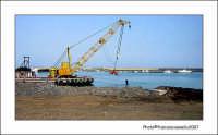 Ampliamento del porto turistico. (2007)  - Riposto (2919 clic)