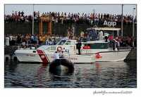 La precessione del Santo Patrono di Riposto S.Pietro, ogni quattro anni viene svolta anche in mare nello specchio d'acqua antistante il porto di Riposto, seguita da un corteo di barche per la benedizione in mare.  - Riposto (8724 clic)