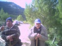 CANTIERE FORESTALE MONTEVAGO C/DA SIINI OPERAI A TEMPO INDETERMINATO  bARRILE - mORREALE   - Montevago (3816 clic)