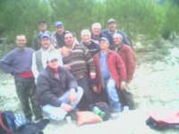 SQUADRA FORESTALE NOVEMBRE 2005 CANTIERE MONTEVAGO FRATELLO PINO  - Montevago (4854 clic)