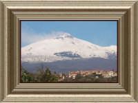L'ETNA vista da tremestieri etneo  - Etna (8486 clic)