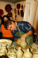 31° Sagra della Castagna - La lavorazione della ceramica.  - Montagnareale (3321 clic)