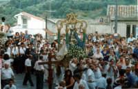 Ferragosto Processione dei FLAGELLANTI   - Montagnareale (8040 clic)