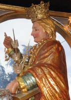 Festa di S. Venera V. e M. (07.08.2005) - Un primo piano del simulacro.  - Santa venerina (3251 clic)