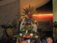 Festa della Madonna del Rosario (11.09.05) - L'uscita del simulacro della Madonna.  - Pedalino (4252 clic)
