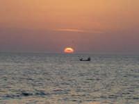 tramonto  - Castelluzzo (4371 clic)