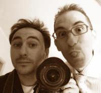 fotografo a sx -indimenticabile sposo  Angelo a dx!!!   - Caltagirone (2912 clic)
