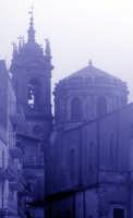 Chiesa San Francesco D'Assisi (foschia)  - Caltagirone (2212 clic)