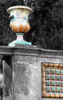 Villa Comunale (Particolare de vasi siti sulla v.Roma)  - Caltagirone (2206 clic)