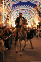 Festa di Santa Croce 2006. Ceto della Real Maestranza. Cavalcata del sabato. www.nicolapalmeri.it  - Casteltermini (10445 clic)