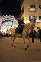 Festa di Santa Croce 2006. Ceto della Real Maestranza. Cavalcata del sabato. www.nicolapalmeri.it  - Casteltermini (8135 clic)