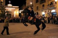 Festa di Santa Croce 2006. Ceto della Real Maestranza. Cavalcata del sabato. www.nicolapalmeri.it  - Casteltermini (13607 clic)
