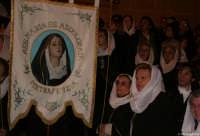 Pietraperzia (CL) Venerdi Santo processione U Signuri di li fasci. Associazione Maria SS. Addolora