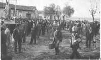 Sferro, dopoguerra, festa del patrono  - Sferro (12215 clic)