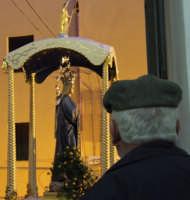 Sicilia,Feudo di Maria: bisbigliando alla Madonna. Festa di Maria Ss. Immacolata. ENNA Alessandro La