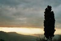 Novembre visto da Enna. zona Papardura. ENNA Alessandro La Vigna