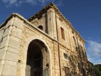 a casa del Barone. Palazzo baronale Pennisi,nella ex miniera di zolfo di Floristella.  - Enna (3951 clic)