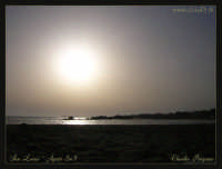 Soggetto: Il Sole sul Mare Fotocamera: Nikon Coolpix 2100 Software: Adobe Photoshop CS2 Luogo: San Leone (AG) Data: 18 Agosto 2oo5 Ora: 18:44  - San leone (3077 clic)