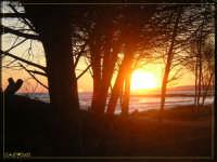 Soggetto: Tramonto sul Mare Fotocamera: Nikon Coolpix 2100 Software: Adobe Photoshop CS2 Luogo: San Leone (AG) Data: 5 Agosto 2oo5  Ora: 19:56  - San leone (4214 clic)