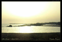 Soggetto: Il Sole sul Mare Fotocamera: Nikon Coolpix 2100 Software: Adobe Photoshop CS2 Luogo: San Leone (AG) Data: 18 Agosto 2oo5 Ore: 19:10  - San leone (5461 clic)