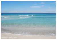 Soggetto: Mare di Marzo Fotocamera: Nikon D40x Software: Adobe Photoshop CS3 Luogo: Mondello (PA) Data: 22 Marzo 2oo8 Ore: 14:o5  - Mondello (10286 clic)