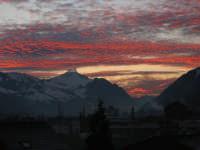 Alle porte dell'inferno Schwyz -Svizzera, Dicembre 2004  - Montagnareale (2904 clic)